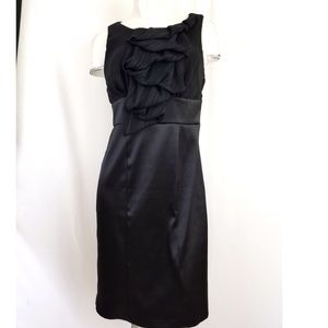 Dressbarn Size 8 Sleeveless Cocktail Dress
